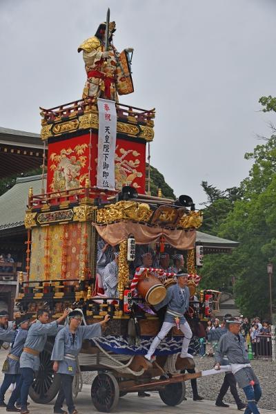 成田祇園祭2019