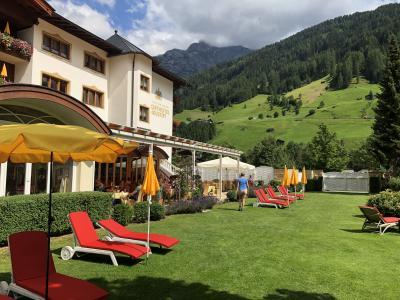 オーストリアチロルシュトゥバイタールの旅【5】ノイシュティフトのホテル2019年7月