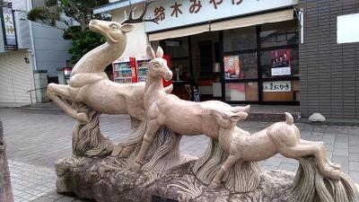 【青春18きっぷ】鹿島·香取神宮&水郷散策