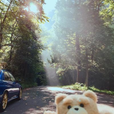 銚子の滝,めっちゃ涼しい,ドローンで空撮,岐阜県,高山市