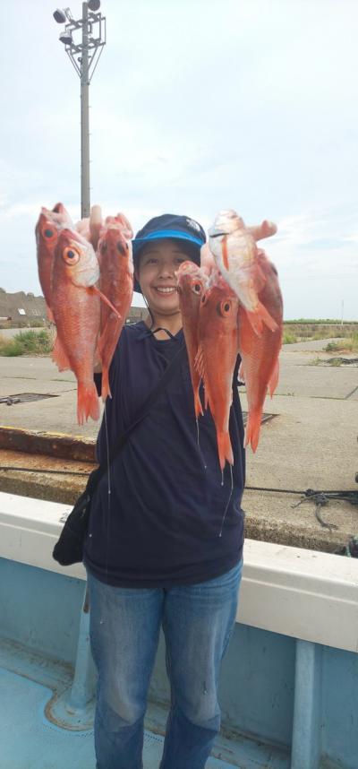 富山で釣り三昧