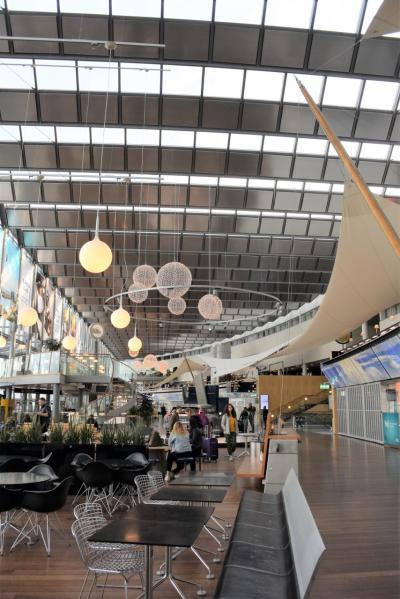 JAL特典でストックホルムマラソン&魅惑の初ロシア(10)アーランダーエクスプレス&空港、フィンエアで再びヘルシンキへ!