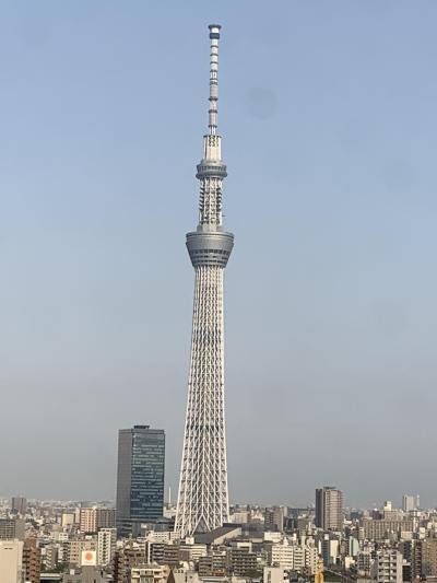 東京だもの。
