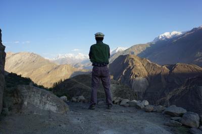 「フンザの山に向ひて言ふことなし・・・ 」(5)カリマバードからスカルドへ(Day22~Day25)