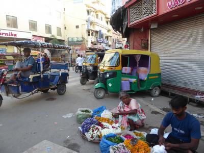 寝台列車に揺られ,北インドで私も考えた。(1/2) ニューデリー、ワーラーナシー編