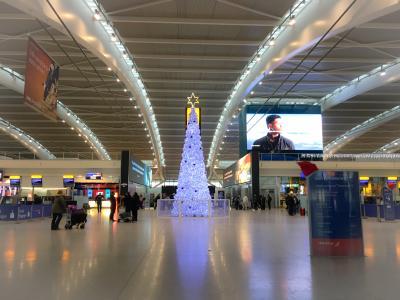 初ひとり旅 @ロンドン! ⑨ヒースロー空港から帰国 & お土産編