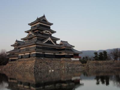 2009.03 初・18切符泊りがけ旅行 松本城と飯田線を巡る旅