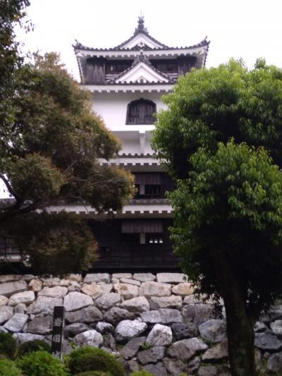 中国地方100名城訪問 4.岩国城