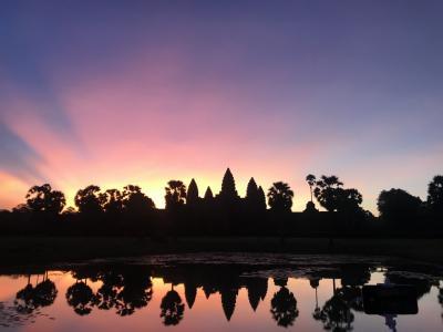 2019年夏 ビジネスクラス利用で初カンボジア(3)