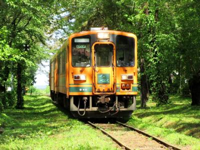 津軽鉄道で太宰治ゆかりの地をめぐる旅