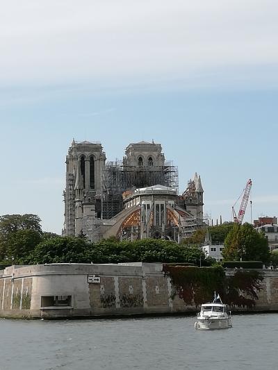 家族旅行記 夏休みは、家族で初のおパリへ 二日目
