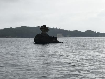 青春18きっぷの旅2019夏:名古屋発、東北を目指しPart②仙台~多賀城~松島