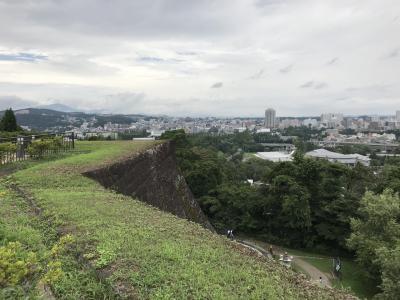 青春18きっぷの旅2019夏:名古屋発、東北を目指しPart③松島~仙台~山寺