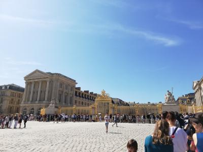 家族旅行記 夏休みは、家族で初のおパリへ 三日目