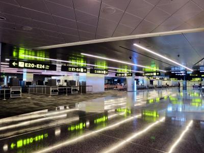 カタール航空のビジネス2発乗って、ハマド国際空港に20時間ほど滞在してみた♪
