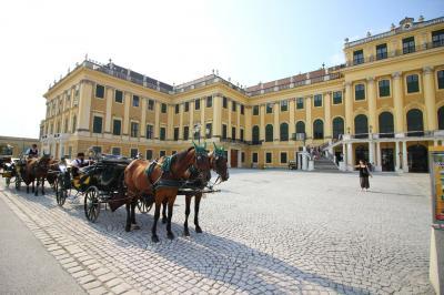 エリザベート大好き ウィーンとプラハへ(出発編 ドーハ観光)