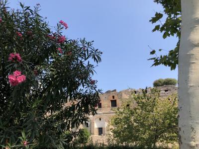 世界遺産ポンペイの遺跡