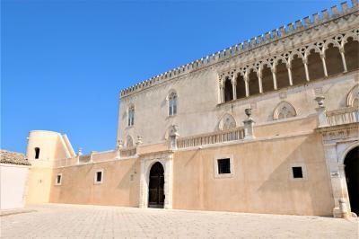 魅惑のシチリア×プーリア♪ Vol.309 ☆ドンナフガータ城:映画の舞台となった憧れの古城へ♪
