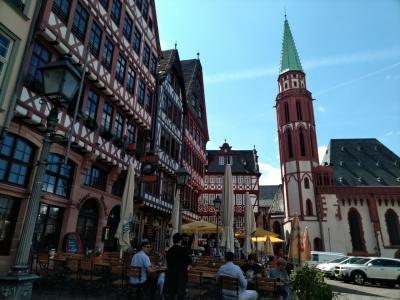 ドイツ~ロマンチック街道周辺の街を鉄道で巡る旅