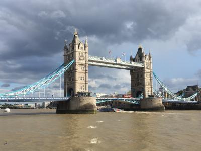 母娘3人はじめてのイギリス・ロンドン。個人手配海外旅行その①。