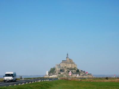 2002年1月 ロレーヌ地方の古城巡りとモンサンミッシェルを尋ねるフランス9日間