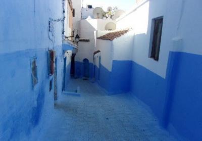 シャウエンに行きたい~青い街 モロッコ8日間 201909ツアー