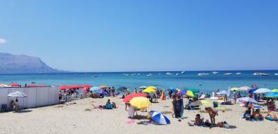 南イタリアで夏バカンスを満喫