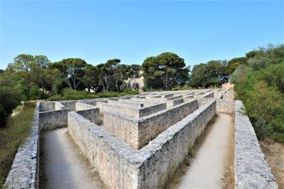 魅惑のシチリア×プーリア♪ Vol.320 ☆ドンナフガータ城:美しい迷宮の全貌を見渡す♪
