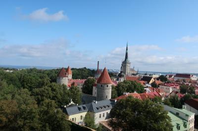 ① 初めて行くバルト三国とポーランドの旅