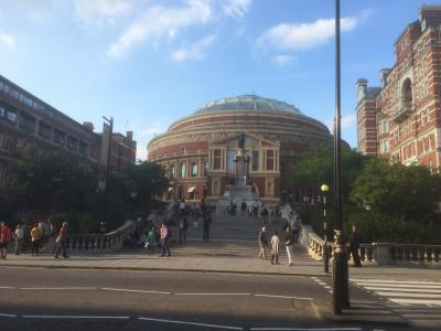 初海外はロンドン。レンタサイクルで観光してみる