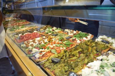 女ひとり、イタリア9日間:飲んで食べて観て。。2日目前半*ローマ到着~ランチまで*