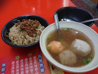 食べまくり台中と台北3泊4日