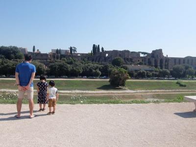 地中海クルーズの旅13日目 ローマ観光