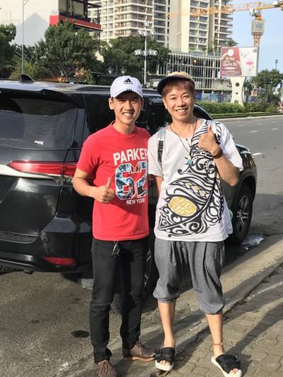 【2019.8】貸切レンタルカーでベトナムフエの旅