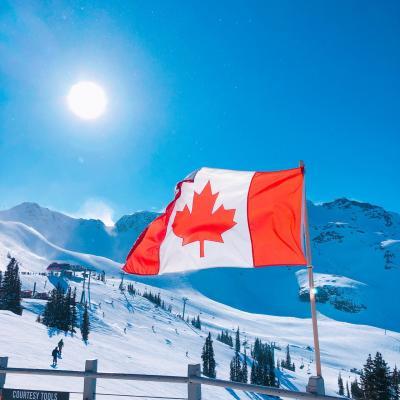 初めての海外スキー