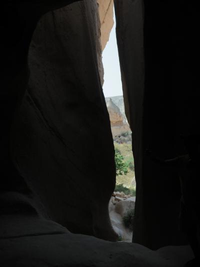 「憧れのトルコ夢紀行」はいろいろと想定外の旅。⑤カッパドキアにて天候急変