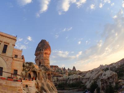 「憧れのトルコ夢紀行」はいろいろと想定外の旅。⑥カッパドキアの町うろうろ