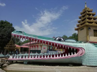 メーソートからミャンマー入国…そして国境の町ミャワディーで1泊