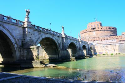 永遠の都 ローマで新婚旅行 1日目