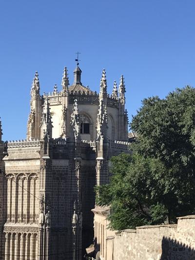 午前中はトレドの散策 午後はマドリードで食べ歩き!~スペイン旅行記⑤~