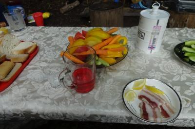 ウラジオ郊外・家庭料理現地ツアー