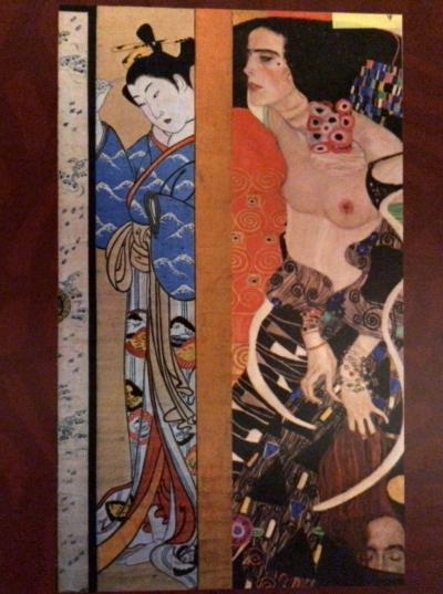 2018年 お盆休みの ギリシャ《16》 コルフ島 アジア美術館 見学 素晴らしい日本美術の数々