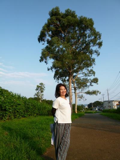 妻と都立小宮公園を散策 八王子 2019/08/25