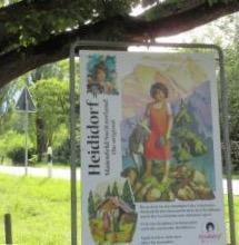 スイス再訪 ホテルステイで美食とハイキング三昧 (2)ハイジの村マインフェルト