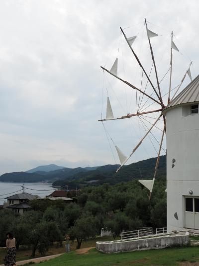 夏休み最後の旅行 小豆島 香川の旅① 旅館到着まで
