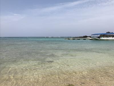 GWを満喫!Okinawa Spa Resort EXESにて3泊4日大家族旅行①