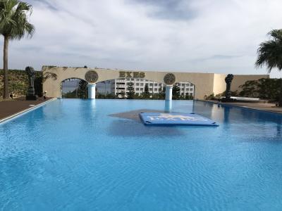 GWを満喫!Okinawa Spa Resort EXESにて3泊4日大家族旅行③