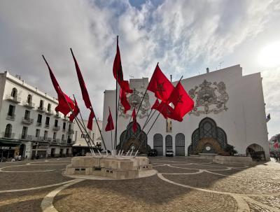 モロッコ2(ティトウアン)