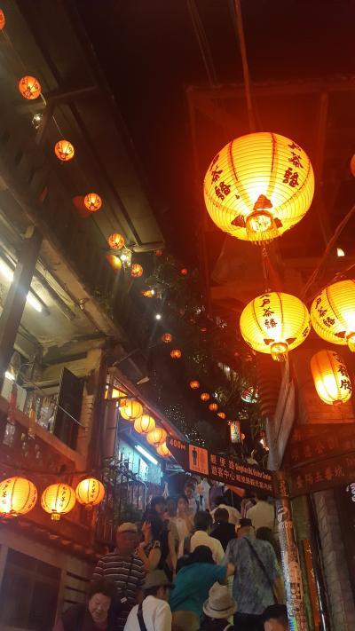 はじめての台北、ツアーでぐるっと観光めぐり②