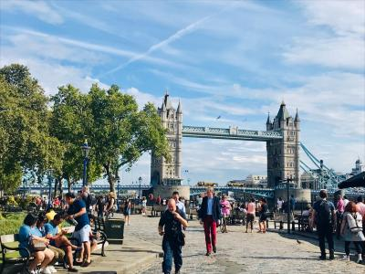 2019夏  ロンドン街歩き②